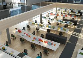 Mesas Biblioteca